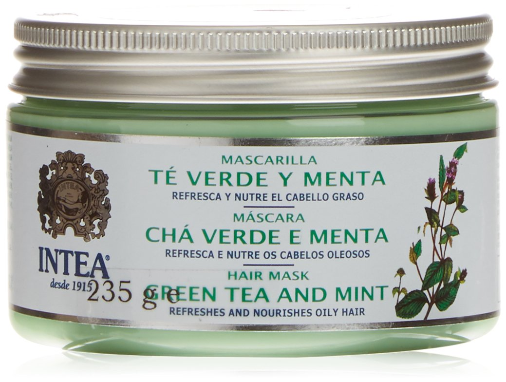 Camomilla Intea Té Verde & Menta Maschera Capelli Grassi - 250 ml Camomila Intea 8410895100310