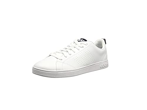 newest collection 802c5 2b990 Adidas NEO Advantage Clean VS, Scarpe da Ginnastica Uomo, Bianco  (FtwblaMaruni