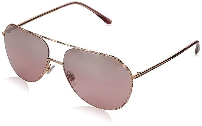 Dolce & Gabbana 0Dg2191, Gafas de Sol para Mujer, Marrón ...