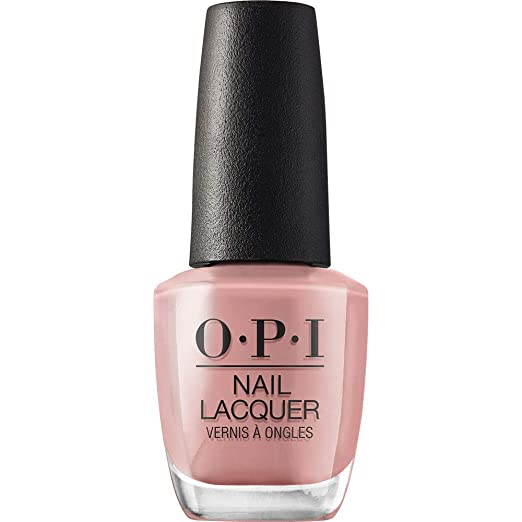 OPI Nail Lacquer, Neutral Nail Polish, Nude Nail Polish, 0.5 Fl Oz   Amazon