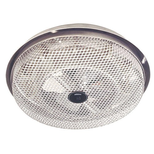 bathroom heater fan round - 4