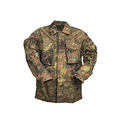 1db0799f2699c Image Unavailable. Image not available for. Color: Miltec German Flecktarn  Commando ...