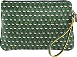 Duvetbag Women's Mini Peacock Clutch Bag, Style D16PB004S, Green