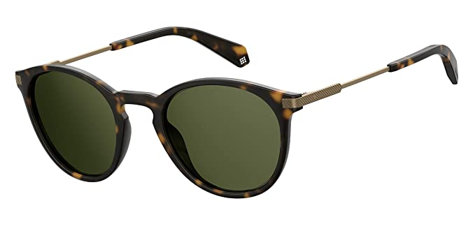 Polaroid PLD 2062/S Gafas de Sol, Marrón (MATT HVNA), 50 para Hombre