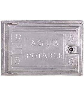 Uzman - Caja para contador de agua, de plástico PP, para la ...