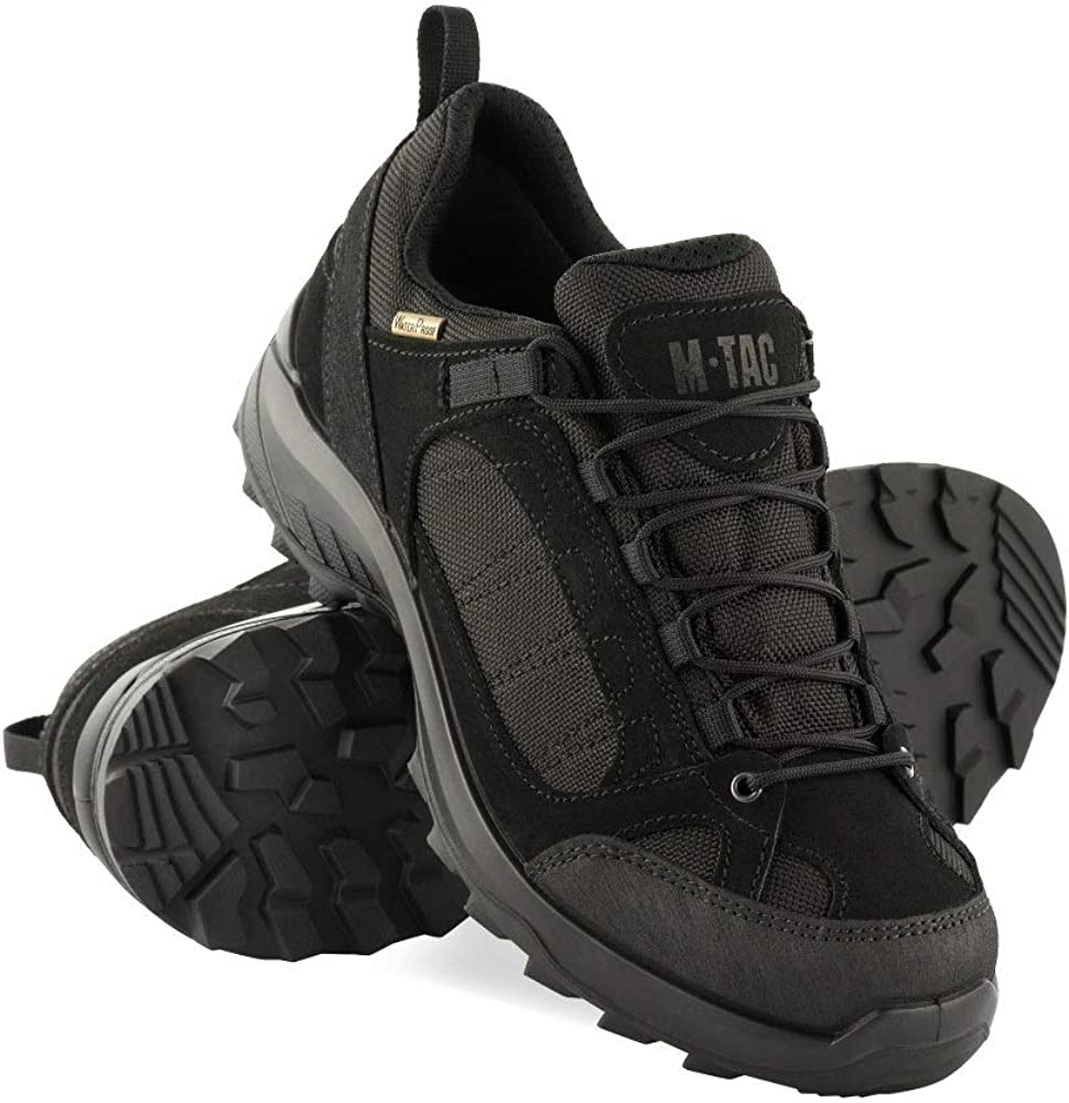 M-Tac Hiking Sneakers Tactical Sport Footwear Tracking Boots