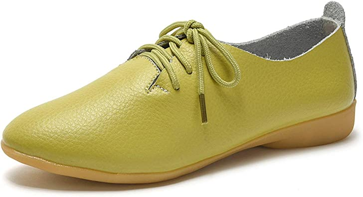 Women Shoes Leather Women's Shoe Lace