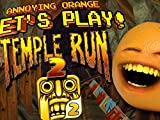 Clip: Temple Run 2 (Butt Touching Gorilla Demon Monster!)