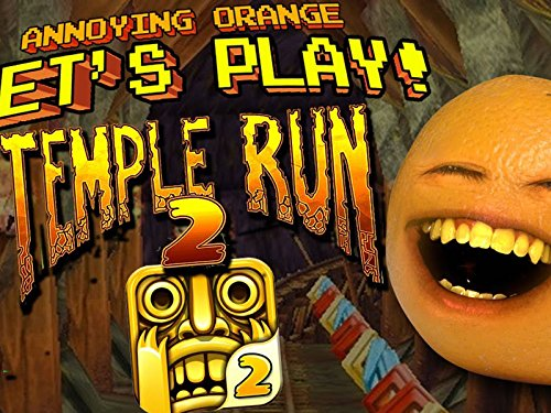 Clip: Temple Run 2 (Butt Touching Gorilla Demon Monster!) -