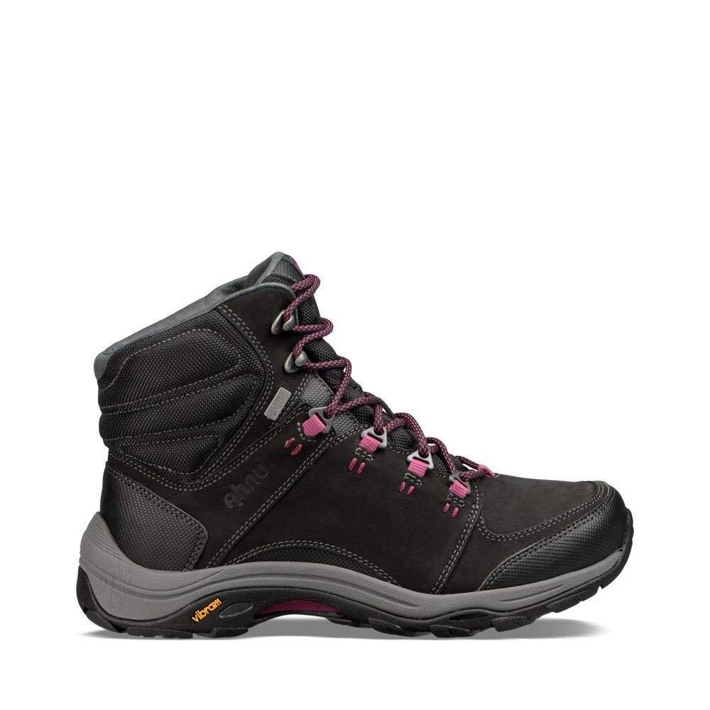 Ahnu Men's W Montara III Event Hiking Boot, Black, 10.5 Medium US