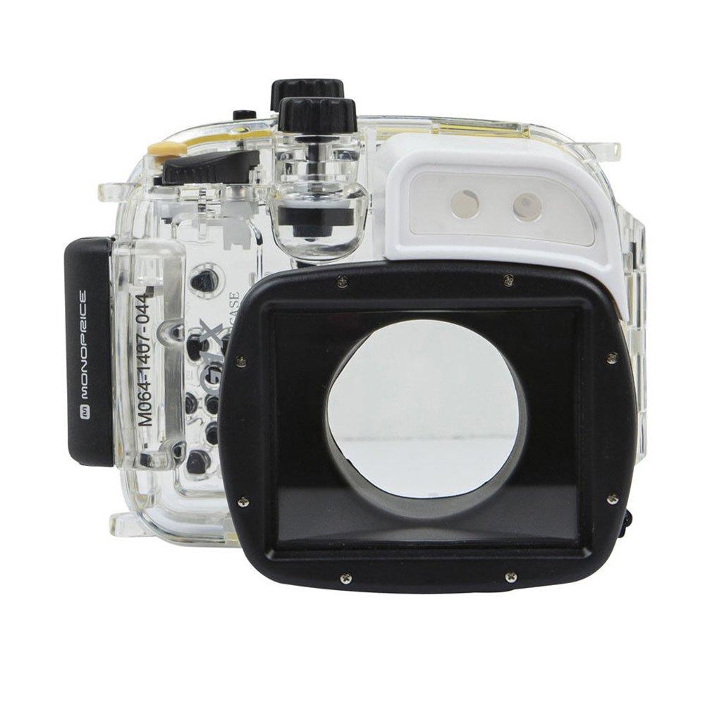 yunchenghe Underwater Photography Underwater DivingカメラUnderwater Case for Canon g1 Xデジタルカメラ。   B078MM43L1