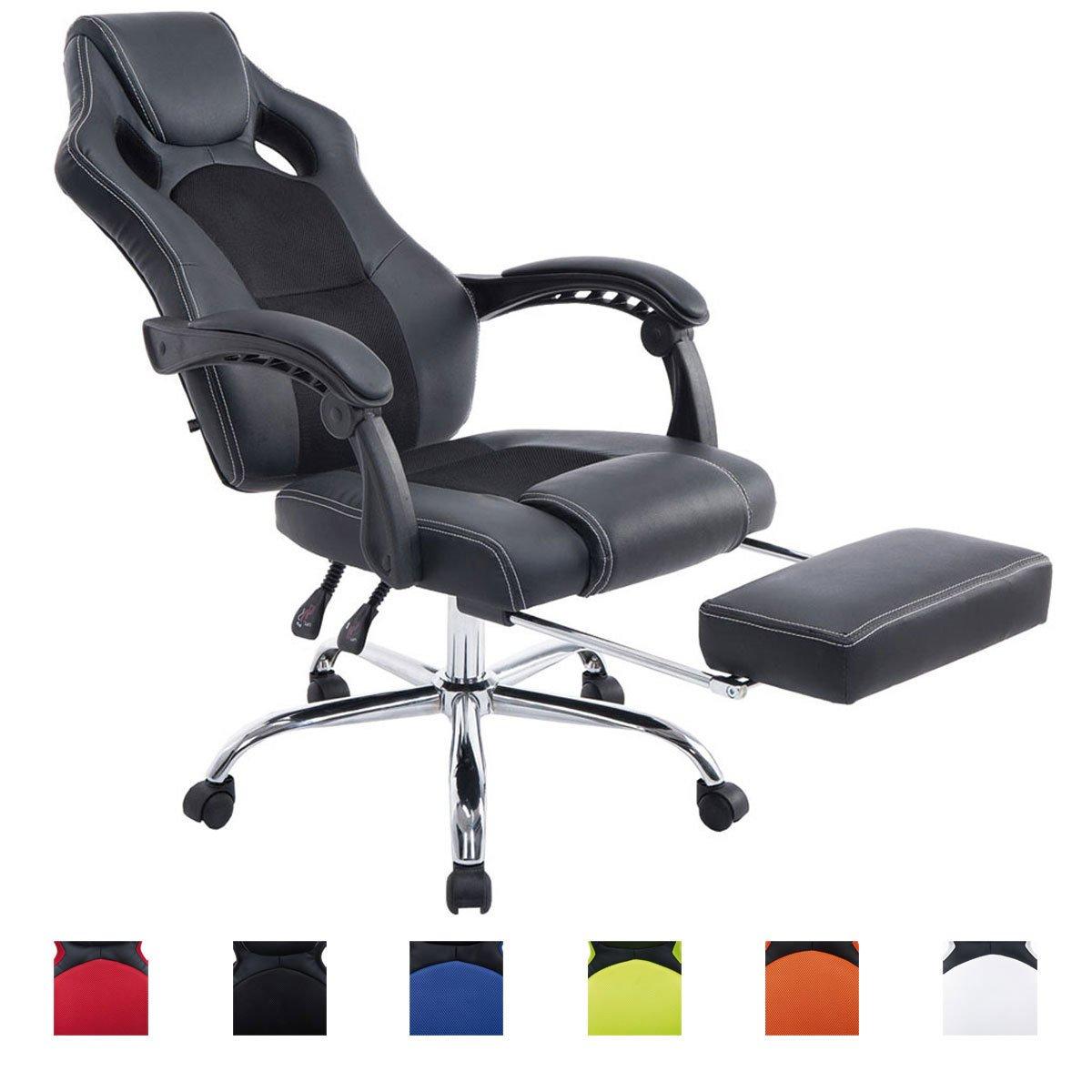 b rostuhl mit ausziehbarer fu st tze f e ablegen und entspannen. Black Bedroom Furniture Sets. Home Design Ideas