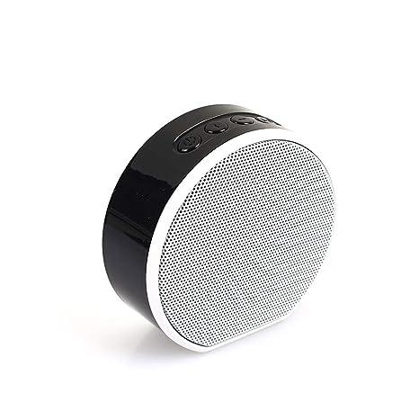 Amazon.com: SHUNYUS A60 Altavoz Bluetooth Pequeño Altavoz ...