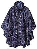 Best Travel Ponchos - LINENLUX Rain Poncho Jacket Coat for Adults Hooded Review