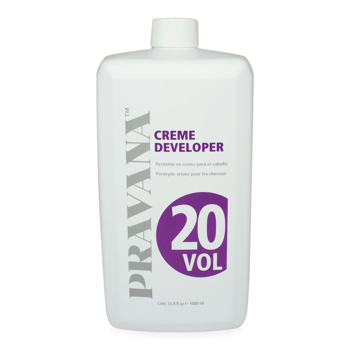 Pravana Creme Developers 20 Volume 33.8 fl oz by Pravana