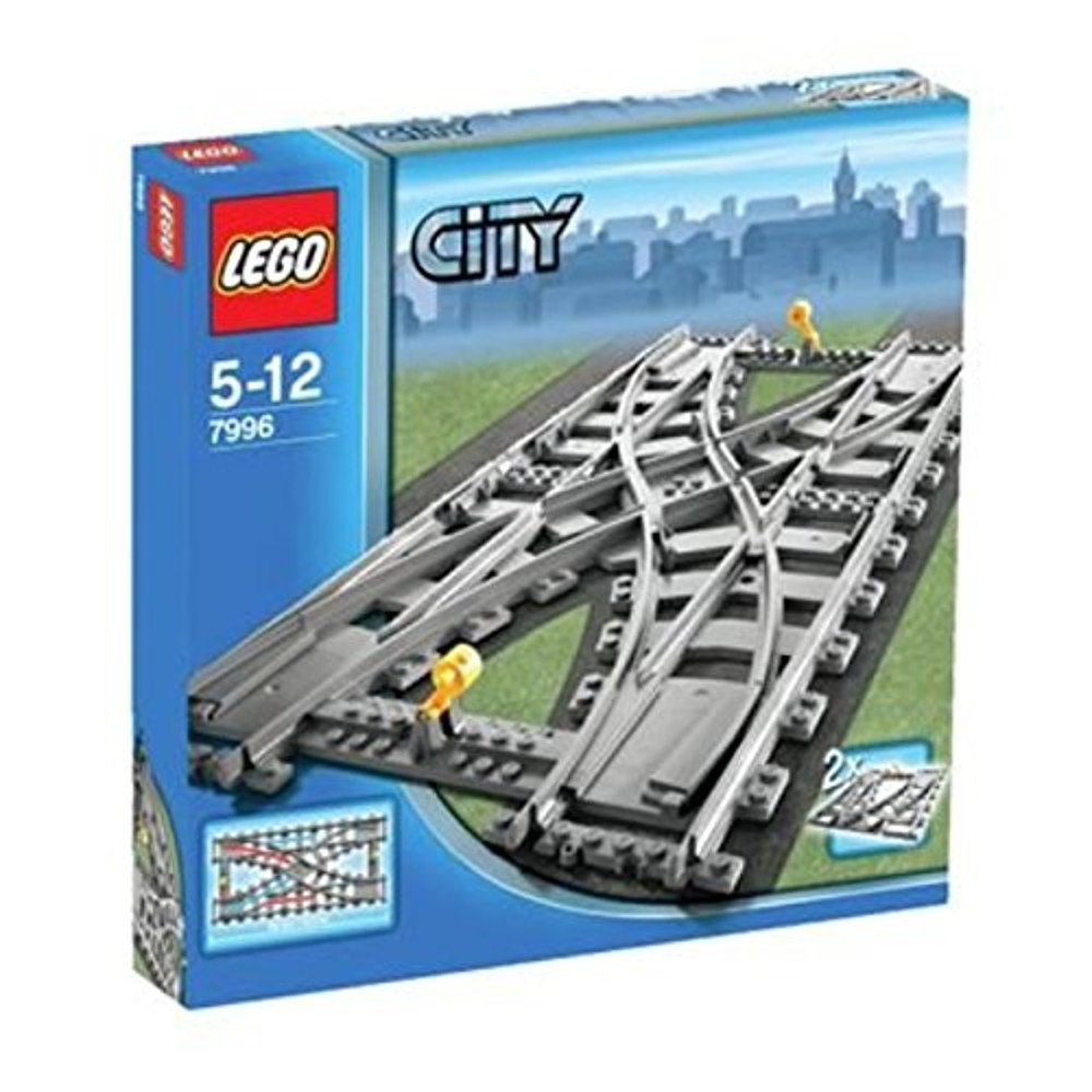 LEGO City Train Rail Crossing 162195 7996