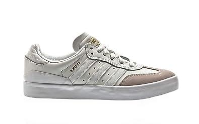 cheap for discount 7fec6 baa6d adidas Men s s Busenitz Vulc Rx Skateboarding Shoes White  Crywht Ftwwht Gold Mt ...