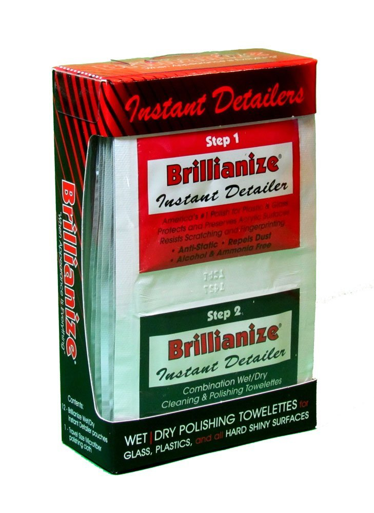 Brillianize Instant Detailer Cleaning Kit