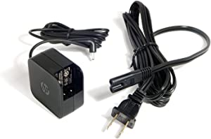 HP WAE009 18W nPFC with Duck Head AC Adapter 794797-004 795552-001 with Power Cord
