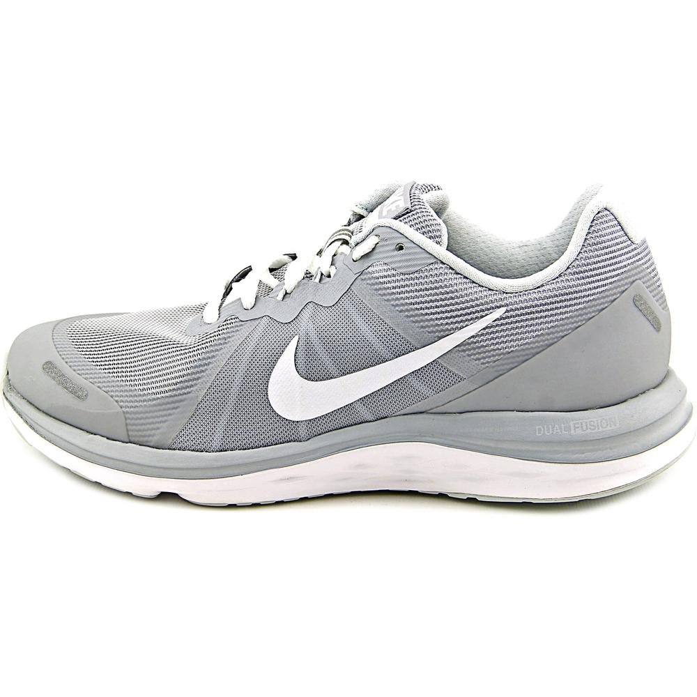 Amazon.com | New Nike Women's Dual Fusion X 2 Running Shoe Grey/White 6.5 |  Running