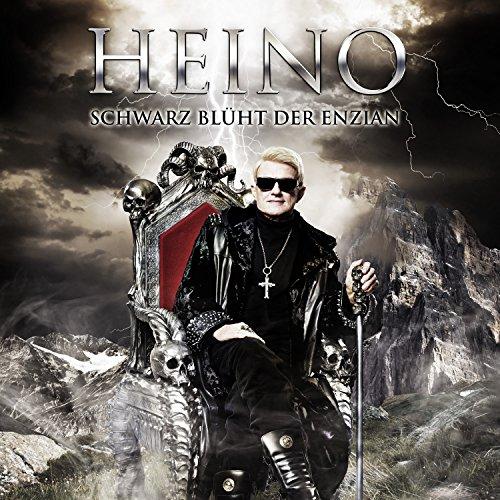 Heino: Schwarz blüht der Enzian (Audio CD)