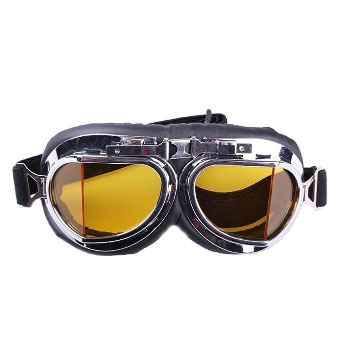 Hombre Mujer Industria Soldadura Equitación Gafas Protectoras Gafas A Prueba De Viento Seguridad En El Lugar De Trabajo Gafas A Prueba De Polvo ...