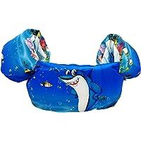TaktZeit - Chaleco flotador para niños de 13 a 50 libras