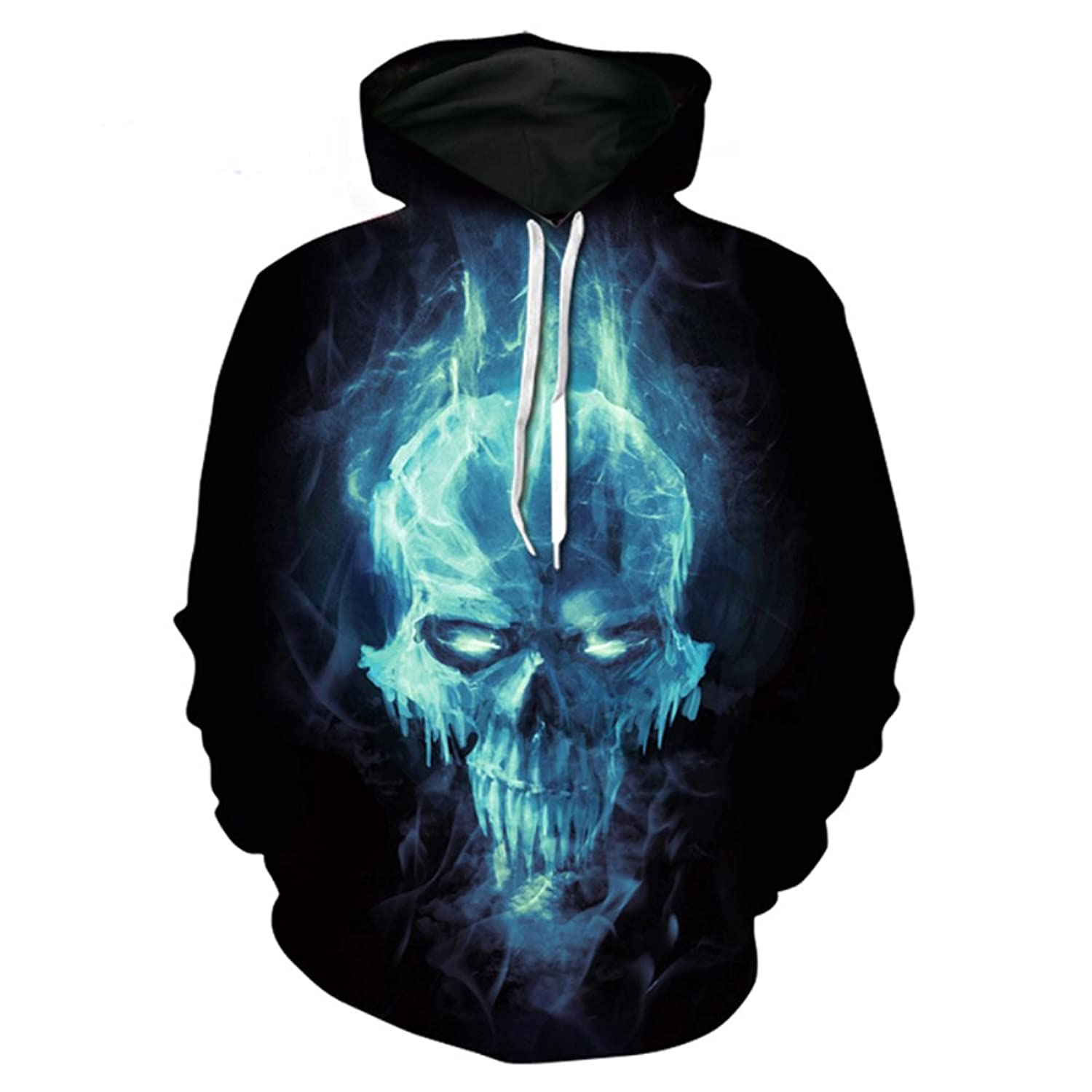679f793cb0e8 Style: hoody, unisex hooded sweatshirts, kangaroo pocket, long sleeves,funny  design. Fashion 3D hoodie, suitable for men and women old and young.