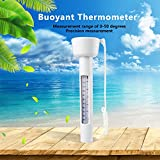 Gifort Large Floating Thermometer Advanced Water