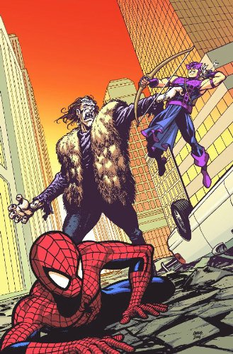 Download Marvel Adventures Spider-Man Vol. 5: Monsters on the Prowl (v. 5) pdf epub