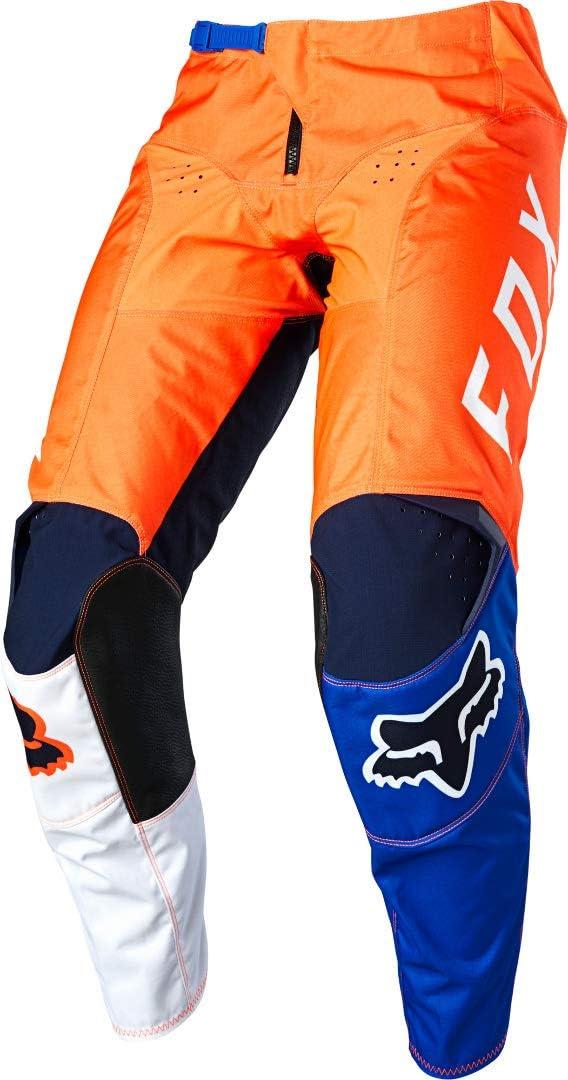 Pantalon Cross FOX 180 Edition Limit/ée Lovl Noir Jaune 20