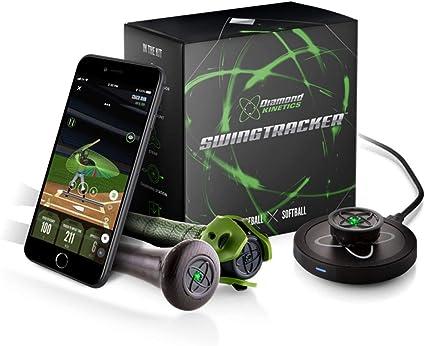 Free Shipping New Diamond Kinetics Swing Tracker Baseball /& Sofball