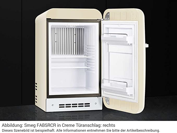 Smeg Kühlschrank Fab30rp1 : Smeg kühlschrank fab rp smeg kühlschrank creme gebraucht smeg