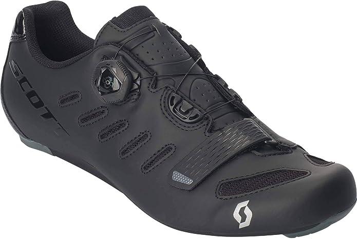 Scott Road Team Boa 2020 - Zapatillas para bicicleta de carreras, color negro: Amazon.es: Zapatos y complementos