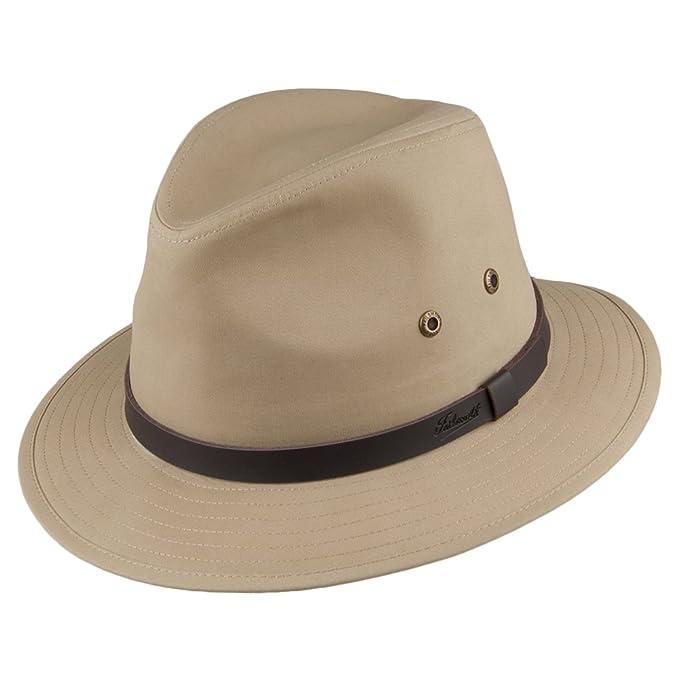 0bf59f689af Failsworth Hats Ambassador Safari Fedora - Khaki X-Large  Amazon.co.uk   Clothing