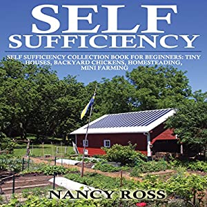 Self Sufficiency Box Set, 4 in 1 Audiobook