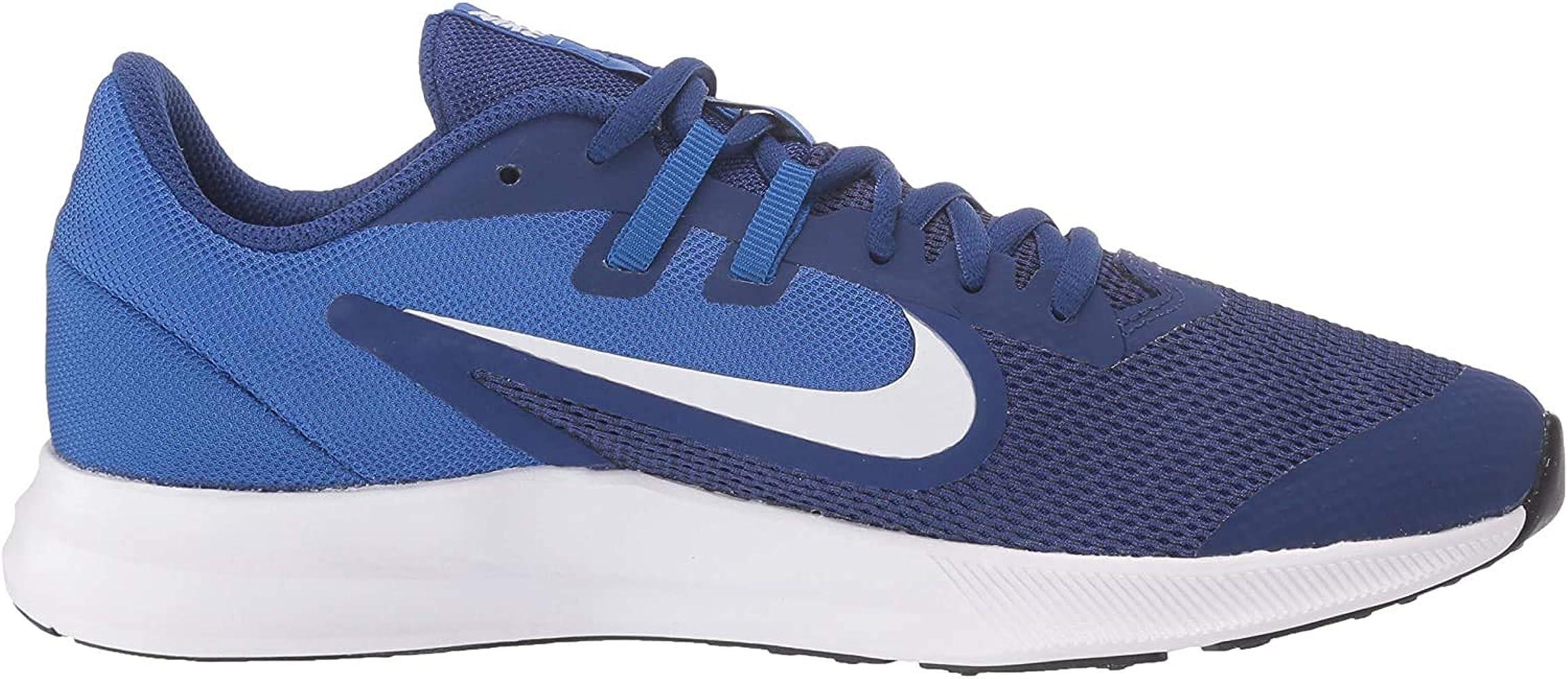 Nike Downshifter 9 (GS), Zapatillas de Running para Asfalto Unisex ...