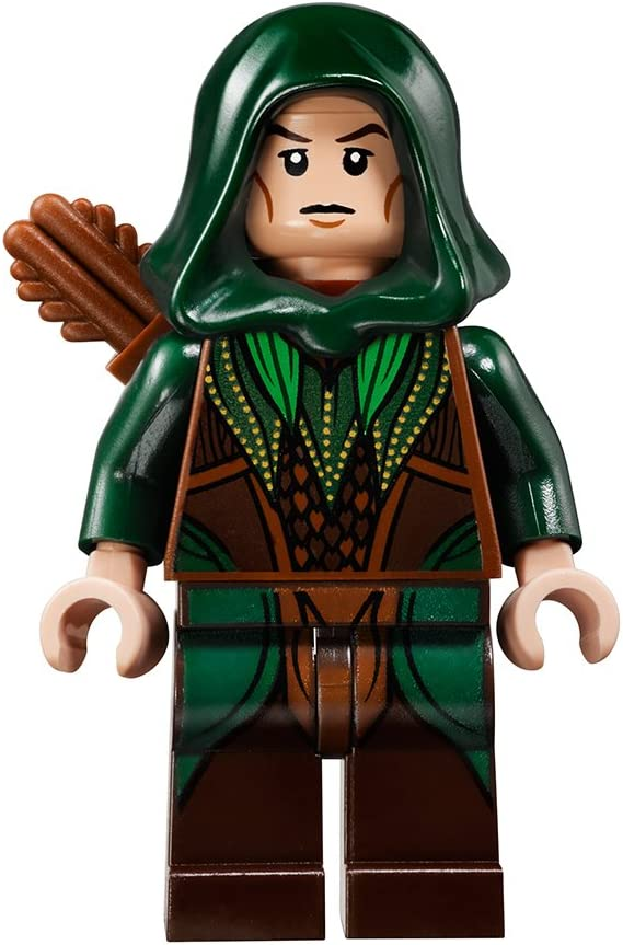 LEGO The Hobbit: An Unexpected Journey 79012: Mirkwood Elf Army