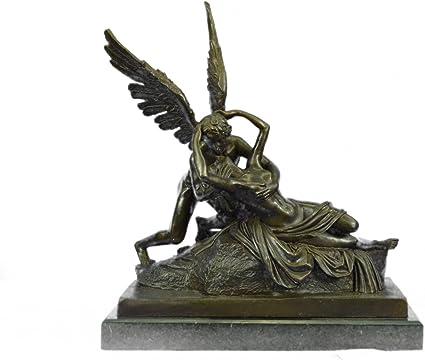 Hecho a mano Escultura de bronce regalo Europea Deco