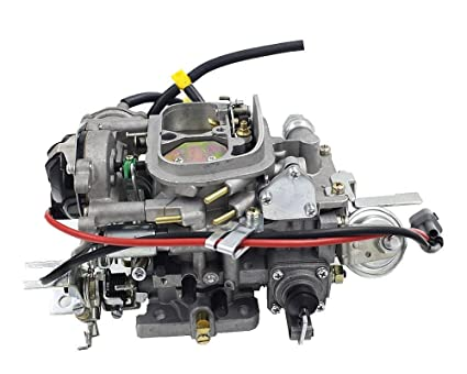 iFJF 21100-35463 Carburetor for Toyota 22R 21100-35570 TOY-507 1988-1990  Pickup 1981-1988 Hilux 1984 Celica 1984-1988 4Runner with Square Plug