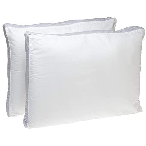 Extra Firm Pillow For Side Sleepers Amazon Com