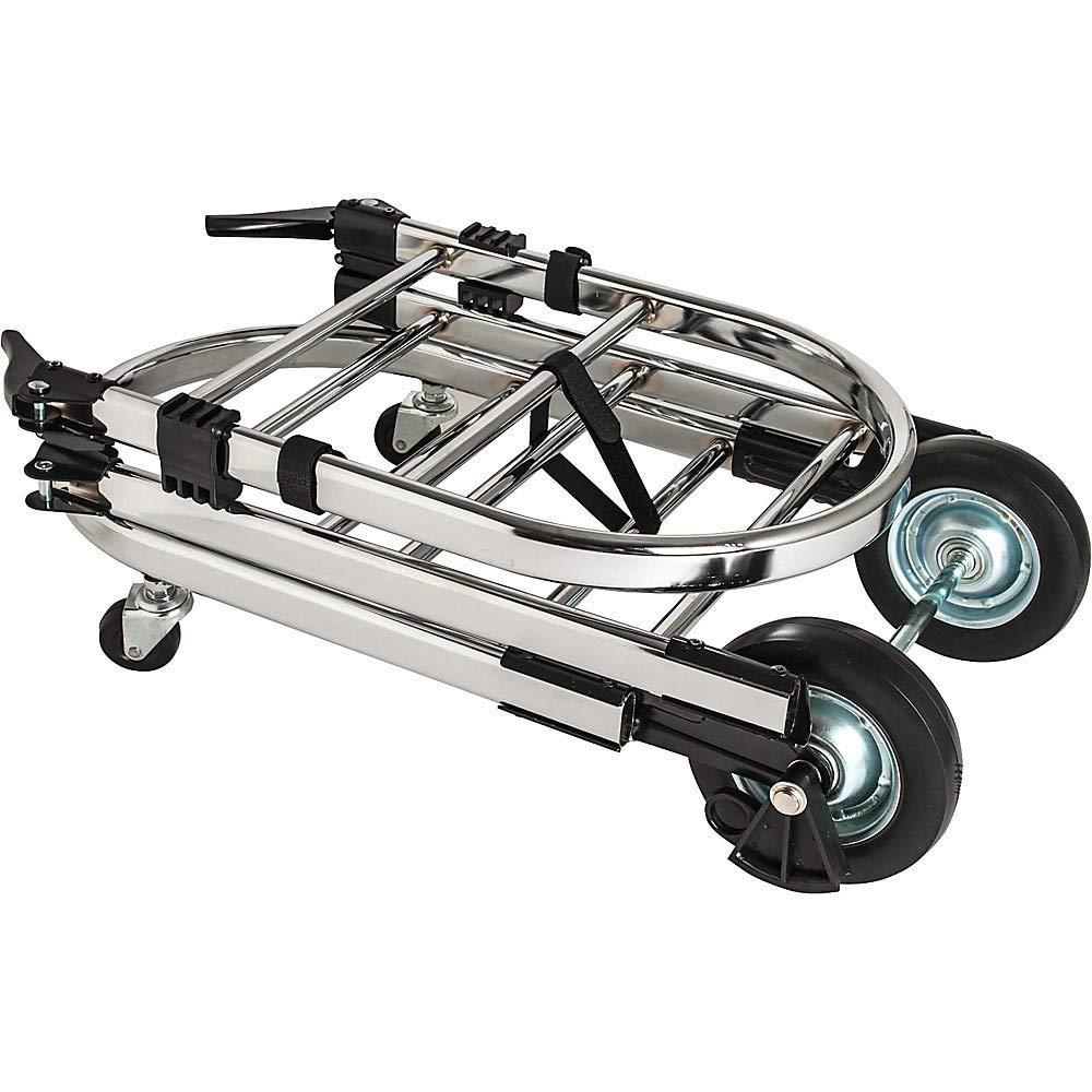 Portable Platform Cart, Open Dim 14-1 2 x26 x38-1 4