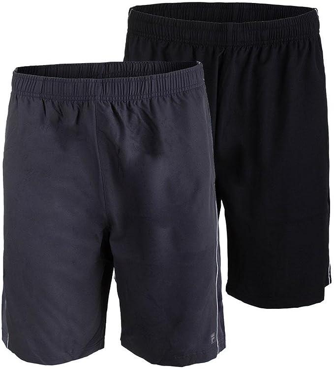 Fila Men`s Core 9.5 Inch Tennis Short