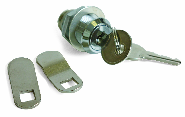 Camco 44368 1-3//8 Offset Baggage Door Lock