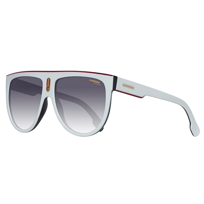 Carrera Flagtopccp-9o Gafas de sol, Blanco (WHITE BLACK/DARK ...