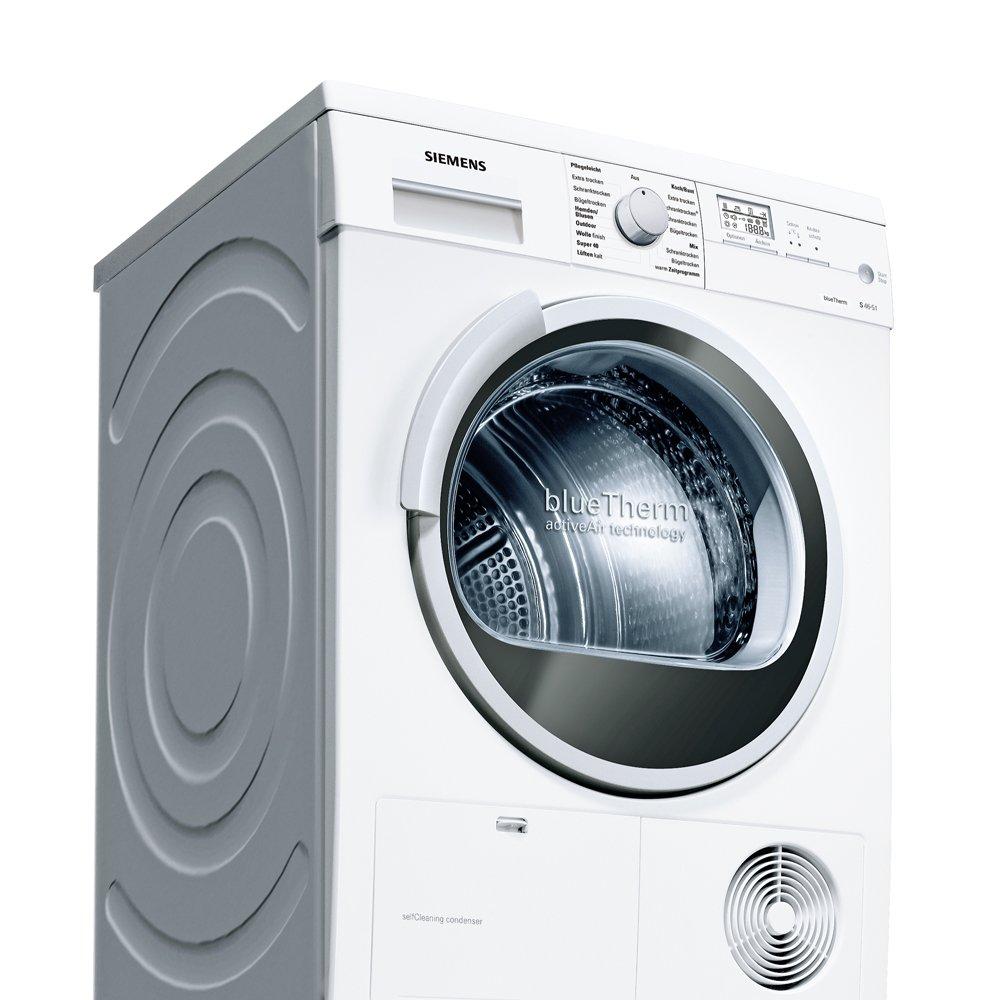 Siemens IQ700 WT46W563 Wärmepumpentrockner / A+ / 7 Kg / Weiß /  SoftDryTrommelsystem / DuoTronic / EcoPlus: Amazon.de: Elektro Großgeräte