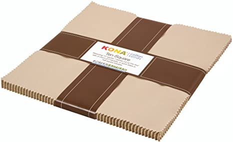 Robert Kaufman Kona Cotton Fabric Parchment
