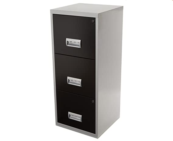 designs home office free shelf black filing with steel file cabinet garden drawer product