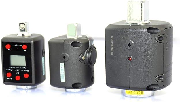 30NM WISRETEC Adaptateur de couple num/érique 1,5 /à 1000 NM 5 unit/és de couple