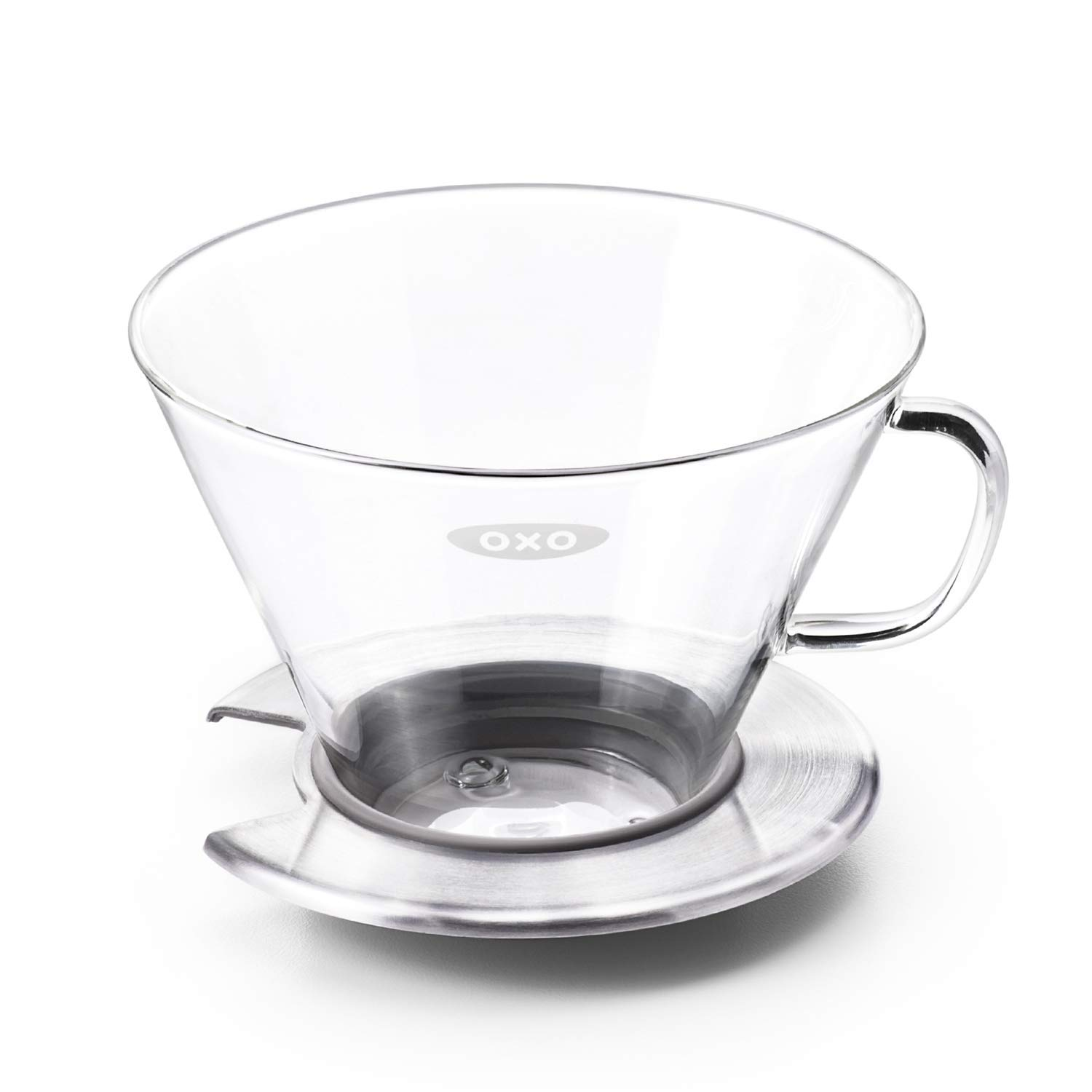 OXO BREW Glass Pour-Over Coffee Dripper